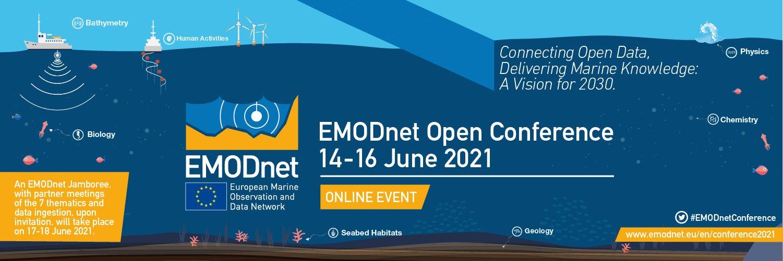 SOCIB joins the EMODnet Open Conference 2021