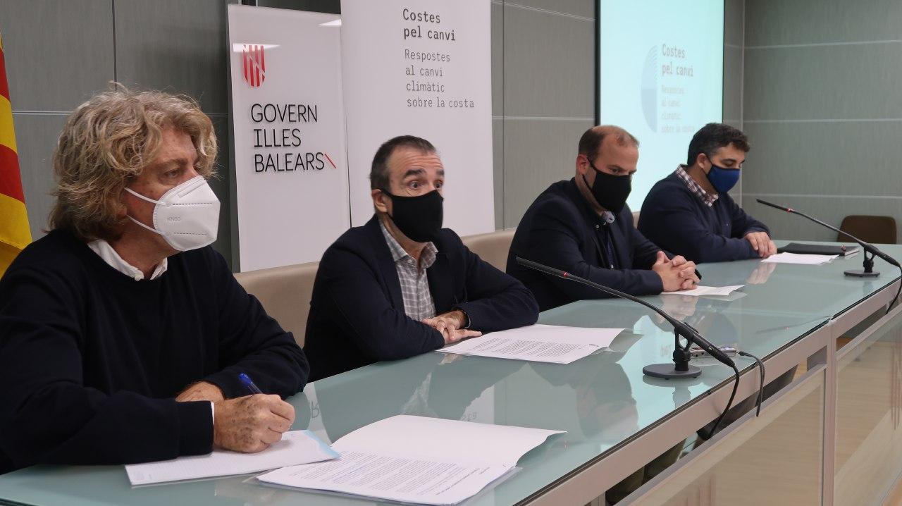 La ICTS SOCIB participa en la presentación del proyecto 'Costes pel Canvi'
